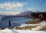 Albert Bierstadt - Lake Tahoe in winter.jpg