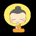 chibi buddha