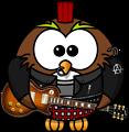 Punk Owl