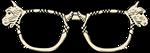 scottie dog glasses