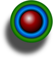 Funky Button 2