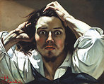 Gustave Courbet - Le Désespéré (1843).jpg