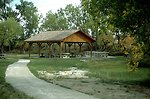 Group Picnic Shelter at Matthews Recreation Site