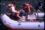 Rafting on the Grande Ronde River.