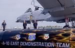 A-10 East Demonstration Team