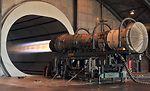 F-15 Eagle engine test run