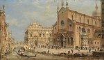 Giovanni Grubas Venedig Piazza San Giovanni e Paolo.jpg