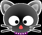 Cute cat. Gatito