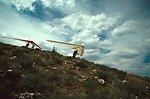 Hang Gliders  King Mountain  Arco Idaho  Idaho Falls Field Office  USRD  Upper Snake River District