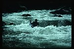 Main Payette  Kayaker in white water  Kayaking  Four Rivers Field Office  LSRD  Lower Snake River District