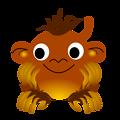 Chinese zodiac monkey
