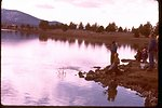 Fishing at Duncan Reservoir.