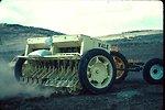 Vale District  Seeding  Range Restoration Project