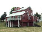 Hadley Flour and Feed Mill in Hadley Township, Michigan.