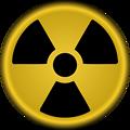 Radiation symbol nuclear