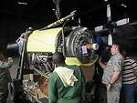 U.S. Air Forces Africa help Nigerian C-130 fly again