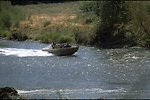 Rogue River - Sheriff's Jet boat.