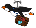 Migrating Penguin