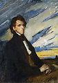 Portrait of Frederic Chopin (Scherzo H-moll)