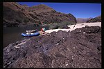 Beach  Raft and Dory  Lower Salmon River  Cottonwood Field Office  UCSC  Upper Columbia Salmon Clearwater District