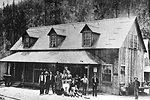 West Fork Store at Cow Creek