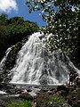 Keprohi (also spelled Kepirohi) Waterfall