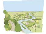 Riviere - river