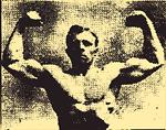Muscle Man - 1910