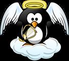 Penguin in Heaven