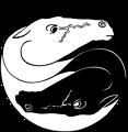 yin yang horses