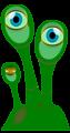 Extraterrestrial Eye Plant