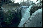 Douglas Creek waterfall in Grant County, WA.