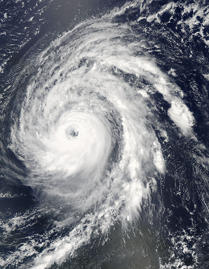 August 19, 2009 - Hurricane Season 2009: Hurricane Bill (Atlantic)