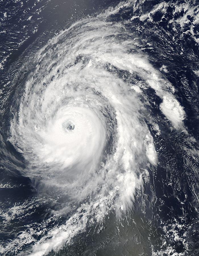August 19, 2009 - Hurricane Season 2009: Hurricane Bill (Atlantic)