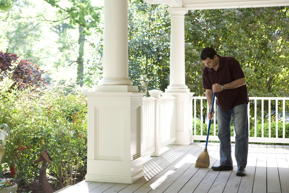 Home maintenance includes both the indoor, and as was the case here, outdoor environment, and is an ongoing process with which a homeowner n