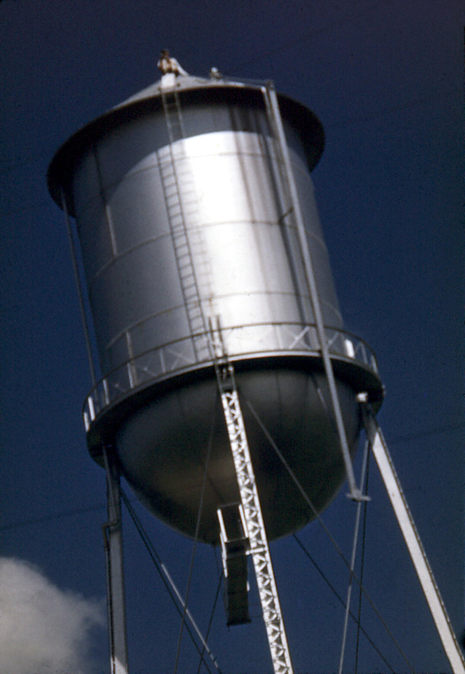 A water tower in Louisiana