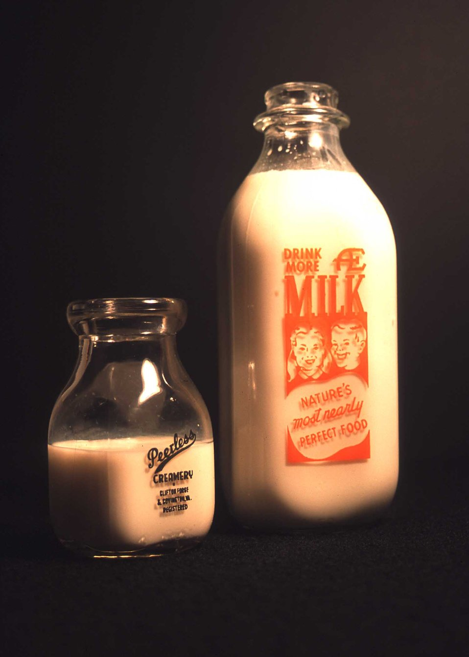 Milk is one of the most popular agricultural products produced in Missouri.