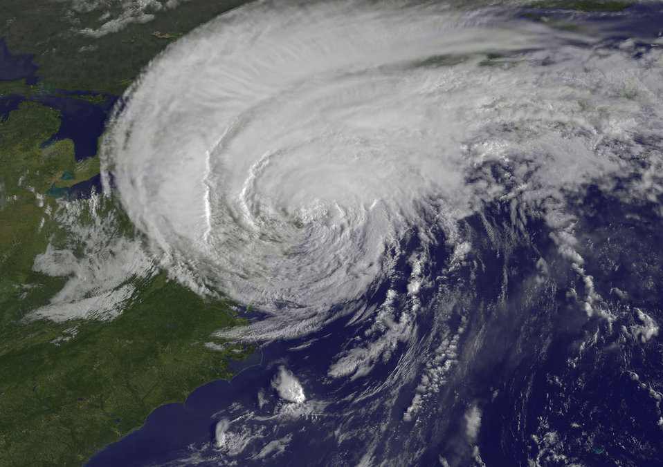 A hurricane