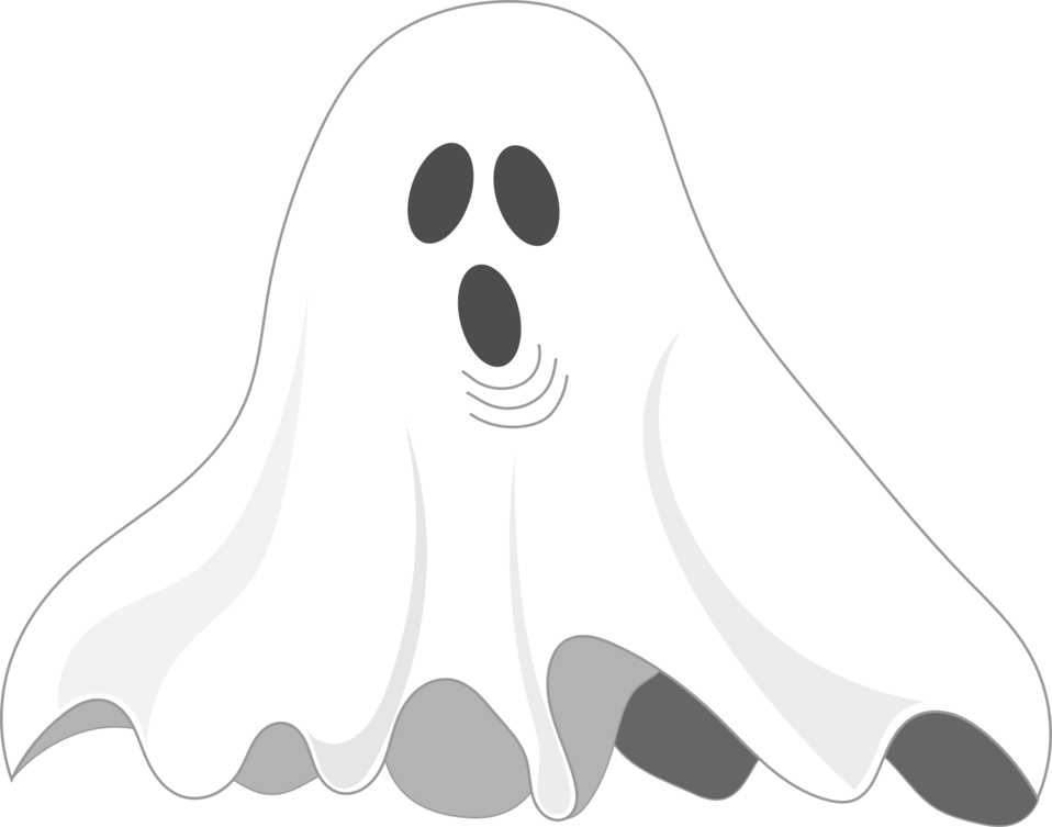 Public Domain Clip Art Image   Illustration of a ghost ...