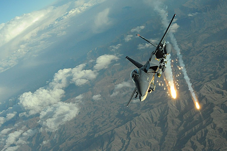 Feb. 10 airpower summary: F-15Es bomb enemy positions