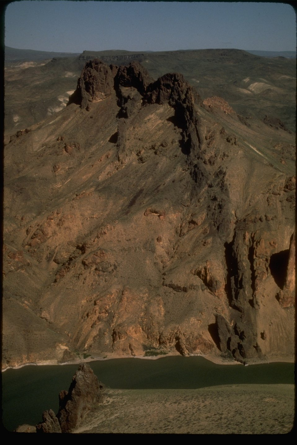 Dry Creek Buttes OR 3-56