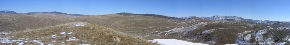 Lac du bois grasslands