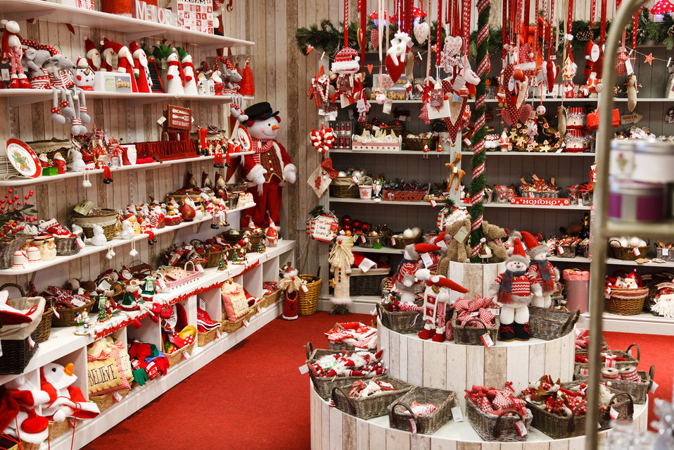 Little christmas shop