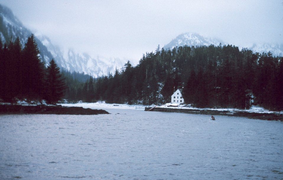 Little Port Walter in the winter