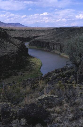 Scenic of the Rio Grande