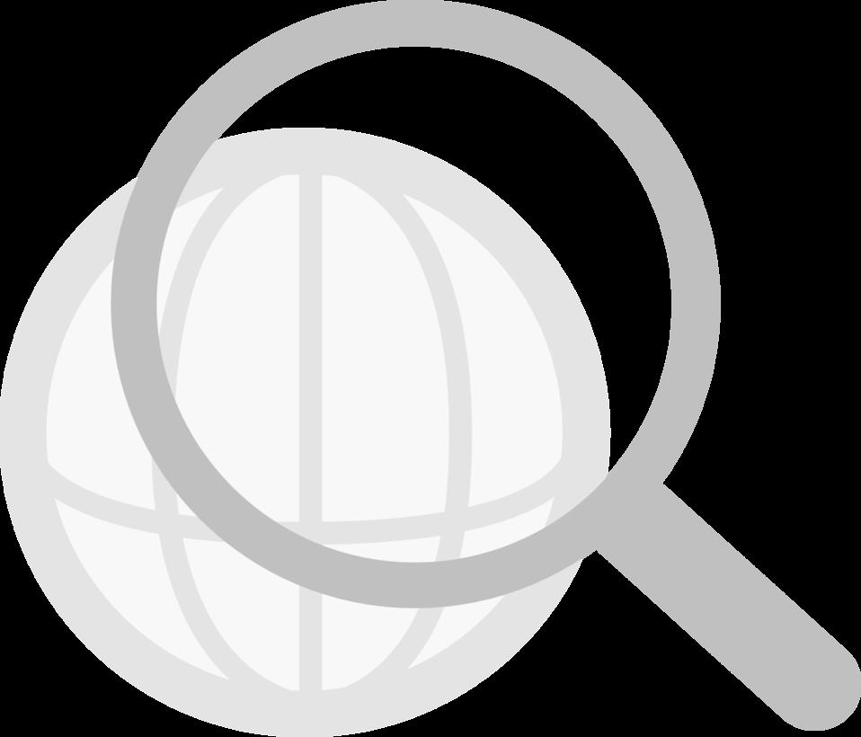 Web search (grayscale)