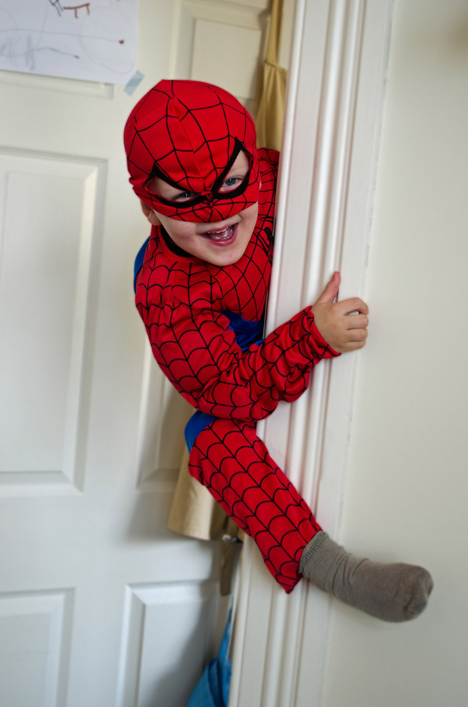 Little spiderman