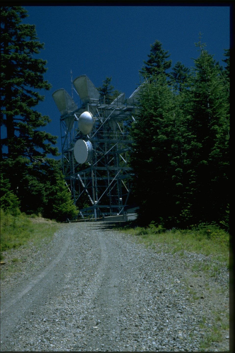 Microwave Relay Station.