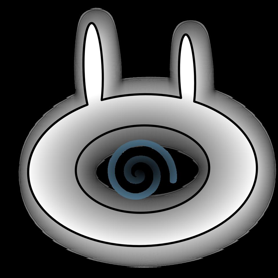 Evil bunny eye
