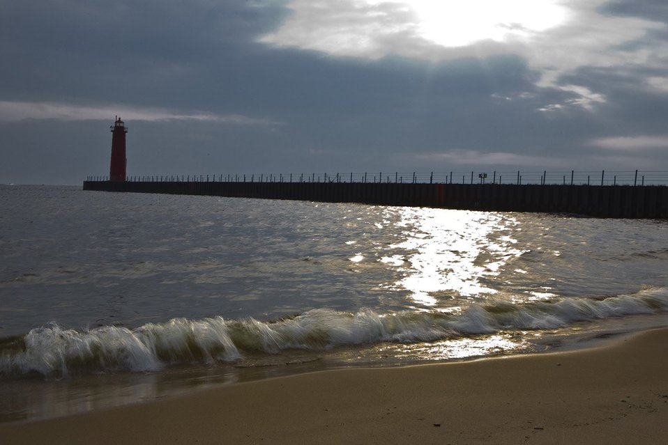 Muskegon Lighthouse